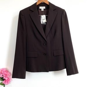 🆕 Dark Brown Blazer